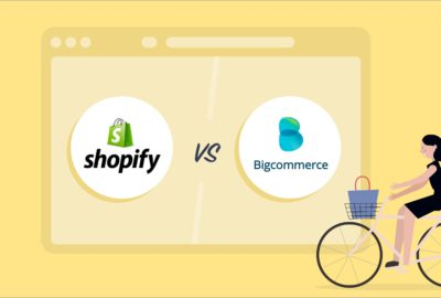 Bigcommerce and Shopify
