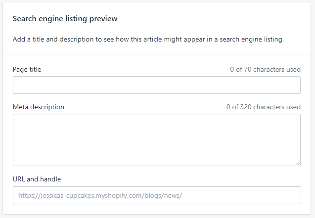 How to Start Your Shopify Blog
